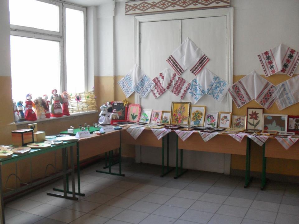 Досягнення Перегінської школи №1